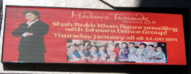 ishaara opening for madame tussauds